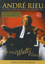 André Rieu : And the Waltz goes on - Vienna 2011 (DVD)