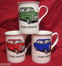 1 FORD ANGLIA 100E car Fine Bone China Mug Cup