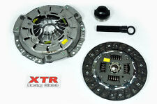 XTR RACING ORGANIC CLUTCH KIT SET 2000-2002 SATURN SC1 SC2 SL SL1 SL2 SW2 1.9L