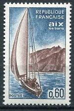 STAMP / TIMBRE FRANCE NEUF LUXE ** N° 1437 ** AIX LES BAINS / BATEAU / VOILIER