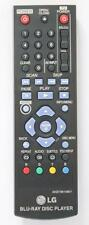 *New* Genuine LG 256LG Blu Ray Player Remote Control