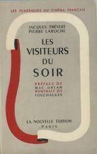 EO JACQUES PRÉVERT + PIERRE LAROCHE + PIERRE MAC ORLAN : LES VISITEURS DU SOIR