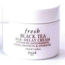 FRESH BLACK TEA AGE DELAY CREAM 1.6 OZ   SIZE!  SEALED! NO BOX!