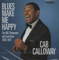 CAB CALLOWAY - BLUES MAKE ME HAPPY - THE ABC-PARAMOUNT AND CORAL YEAR - NEW CD!!