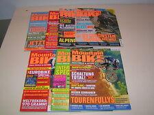 Convolute Mountain Bike Magazine Test, Trails & Action - Vintage 2004/2006