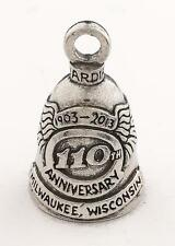 110th Anniversary Guardian® Bell Motorcycle Harley Luck Gremlin Ride