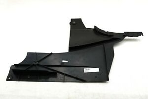 NEW OEM GM Front Left Bumper Cover Air Shield 4677837 for Saab 9-3 1999-2002