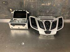 Ford Fiesta Zetec 2010 1.25 gasolina 3 puertas Radio CD Estéreo KIT de unidad de cabeza