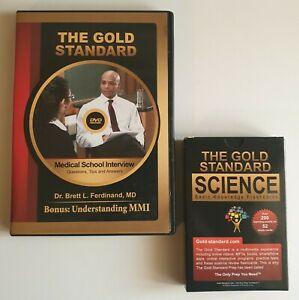The Gold Standard Medical School Interview & Basic Knowledge Flashcards