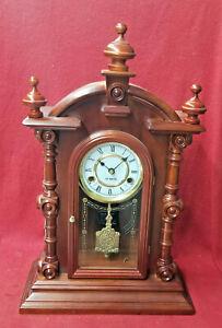 Vintage Patti Style 31 Day Striking Parlor Clock