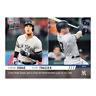 2019 Topps NOW Aaron Judge/Clint Frazier #52 ~ New York Yankees ~ PR only 580!