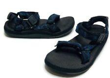 Vintage Teva Sport Sandals hiking trail adjustable straps blue green size 8
