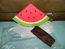 Kate Spade Splash Out Watermelon Clutch Purse Handbag $348
