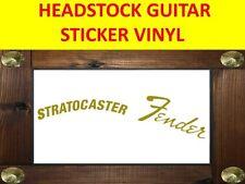 FENDE STRATOCASTE GOLD HEADSTOCK LEFT HANDED ZURDO VISIT MY STORE CUSTOM GUITAR