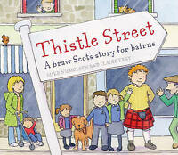 """AS NEW"" Thistle Street (Picture Kelpies), Nicholson, Mike, Book"