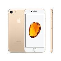 APPLE iPHONE 7 128GB RICONDIZIONATO GRADO A+ GOLD ORO SMARTPHONE