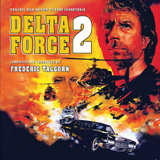 DELTA FORCE 2 THE COLOMBIAN CONNECTION (MUSIQUE FILM) - FREDERIC TALGORN (2 CD)