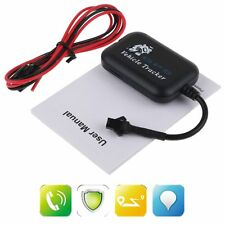 Mini GPS/GSM/GPRS Tracker Vehicle Motorcycle Car SMS Real Time Tracking Device
