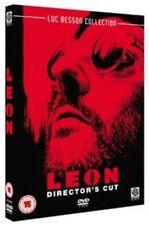 Leon Director's Cut 5055201808448 With Gary Oldman DVD Region 2