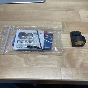 """Sig Sauer RomeoZero micro reflex sight 6 MOA """"Open box"""" Never Used"""
