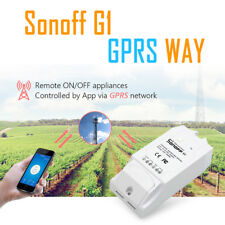 DIY mall Sonoff G1 GPRS/GSM Remote Power Smart Switch Phone APP Support SIM Card