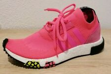 adidas Originals NMD Racer Primeknite Boost Herren Sport Schuhe Sneaker NEU