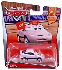 Disney Pixar World Of Cars Wilmar Flattz Race Fans Series 1:55 Diecast