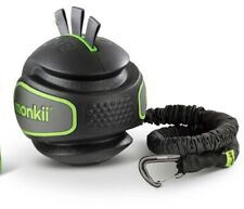 Monkii 360 Hyper-Efficient Fitness Device Resistance At Home Workout $150 Retail