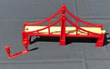 "BRIO Original 14"" Red Suspension Bridge Wooden Thomas & Friends with Signal"