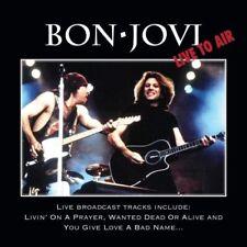 Bon Jovi - Live To Air Digipack Brazil Sealed RARE