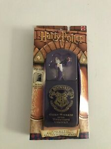 2 Mattel Harry Potter Hidden Figure Mini-books, Albus Dumbledore and Hedwig