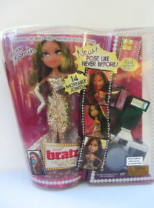 BRATZ DOLL - The Movie YASMIN (2007) - Boxed - Unopened - with working camera