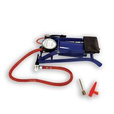 HS Foot Air Pump  with Gauge Adaptors