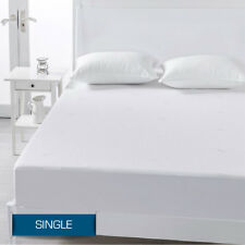 Coolmax Fully Fitted Mattress Protector/Fitted Sheet(S/KS/Double/Queen/King)