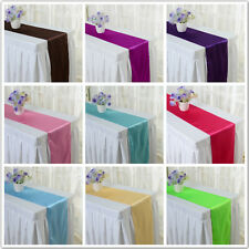 Table Runner Rustic Wedding Party Banquet Venue Decoration 1/5/10/20/50pcs