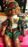 Naber Kids Doll Wili 1999 Excellent Mint COA NEW CONDITION