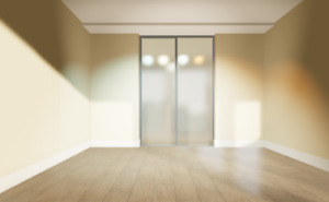 UK HAND MADE 150CM OPENING FITTED SLIDING WARDROBE DOORS + FREE TRACK & DELIVERY