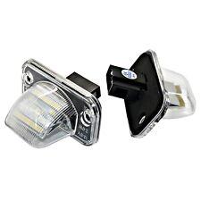 2x VW T4 Caddy Jetta B5 B6 LED Éclairage de Plaque Transporteur