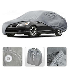 Car Cover for Honda Accord 04-14 Outdoor Breathable Sun Dust Proof Protection