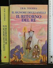 IL SIGNORE DEGLI ANELLI. IL RITORNO DEL RE. J.R.R. Tolkien. Euroclub.