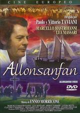 Allonsanfan / Allosanfan  (USED DVD - Morricone 90 review - EN CN subs)