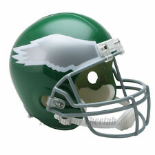 PHILADELPHIA EAGLES 74-95 THROWBACK NFL FULL SIZE REPLICA FOOTBALL HELMET