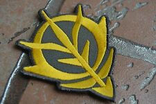 Gundam Neo Zeon Uniform Embroidered Patch Badge Cosplay