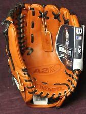 "Wilson A2K Series Pro-Stock Select D33 11.75"" Baseball Glove - Copper"
