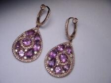 Beauty Diamond Fine Earrings
