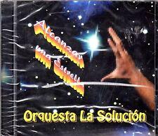"ORQUESTA LA SOLUCION - "" ALCANZAR UNA ESTRELLA"" - CD NEW"