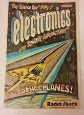 Electronics and Science Exploration compliments of radio shack TANDY CORPORATION