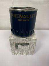 Genuine OE Renault Megane & Scenic Mk3 1.9 DCI Oil Filter 8201059775