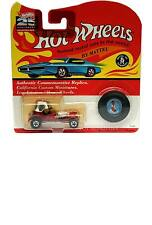 1992 Hot Wheels Red Baron 25th Anniversary Collector's Edition Rd