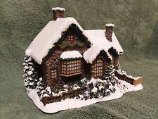 "Thomas Kinkade's Hawthorne Village ""Village Sweetshop"" copyright 2002."